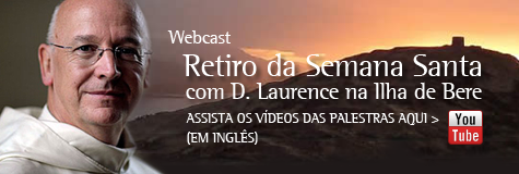 Videos do Retiro da Semana Santa no Youtube